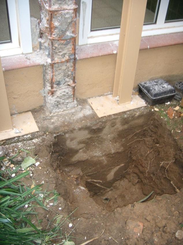 C mo reparar o no las varillas oxidadas del hormig n for Como hacer una pileta de hormigon